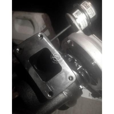 Турбина Турбокомпрессор JCB 4CX джисиби320/06047