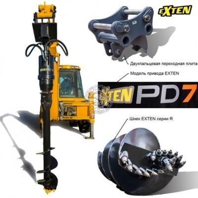 Буровое оборудование EXTEN